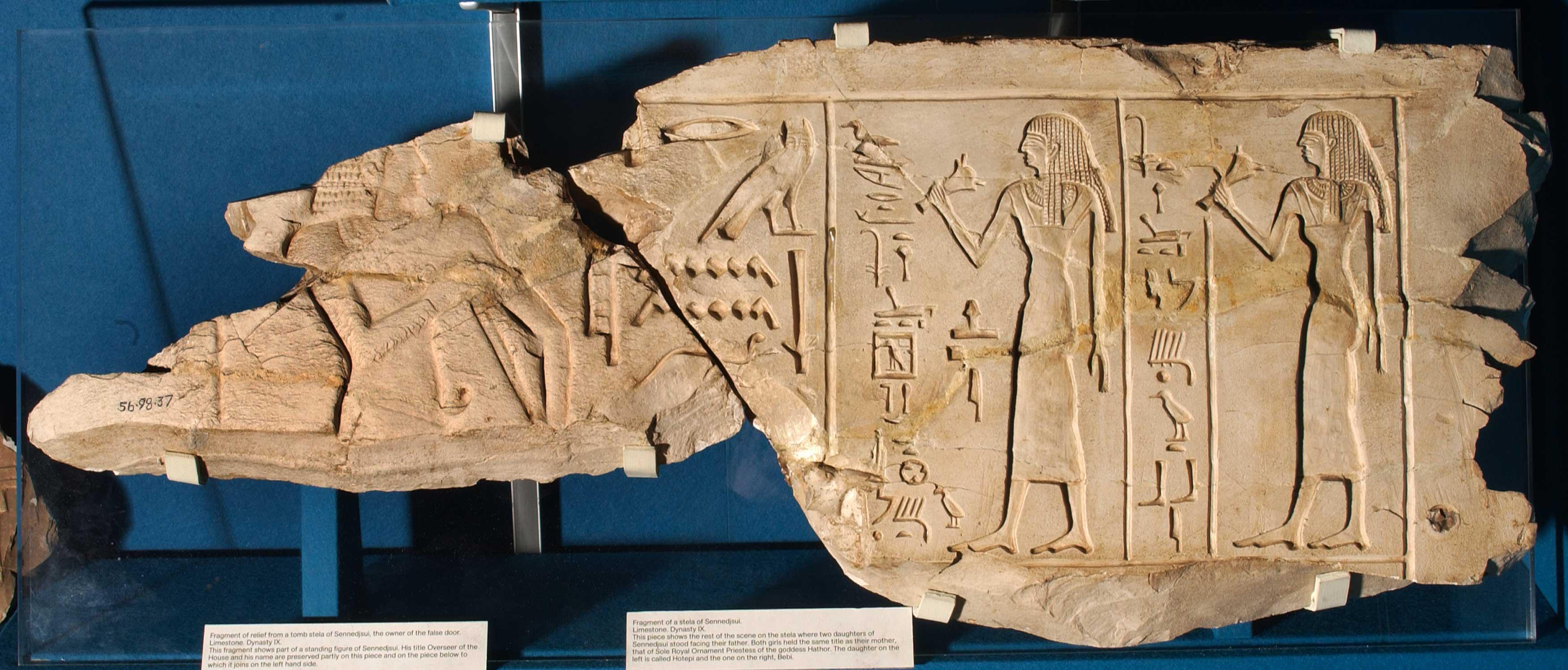 Stela of Sennedswi