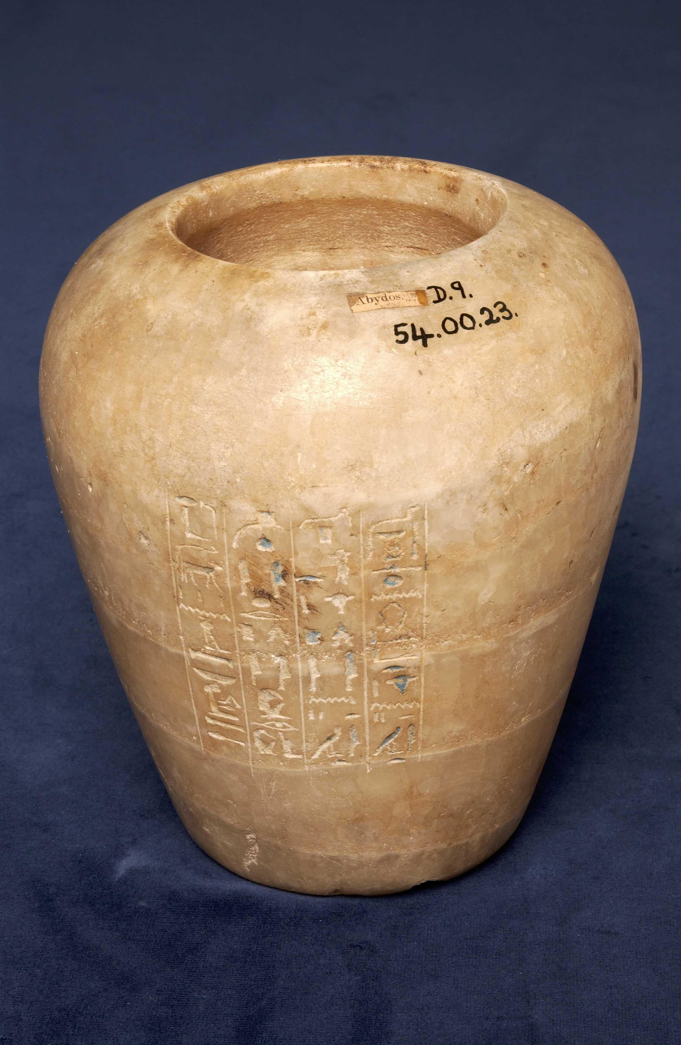 Canopic jar of Neb