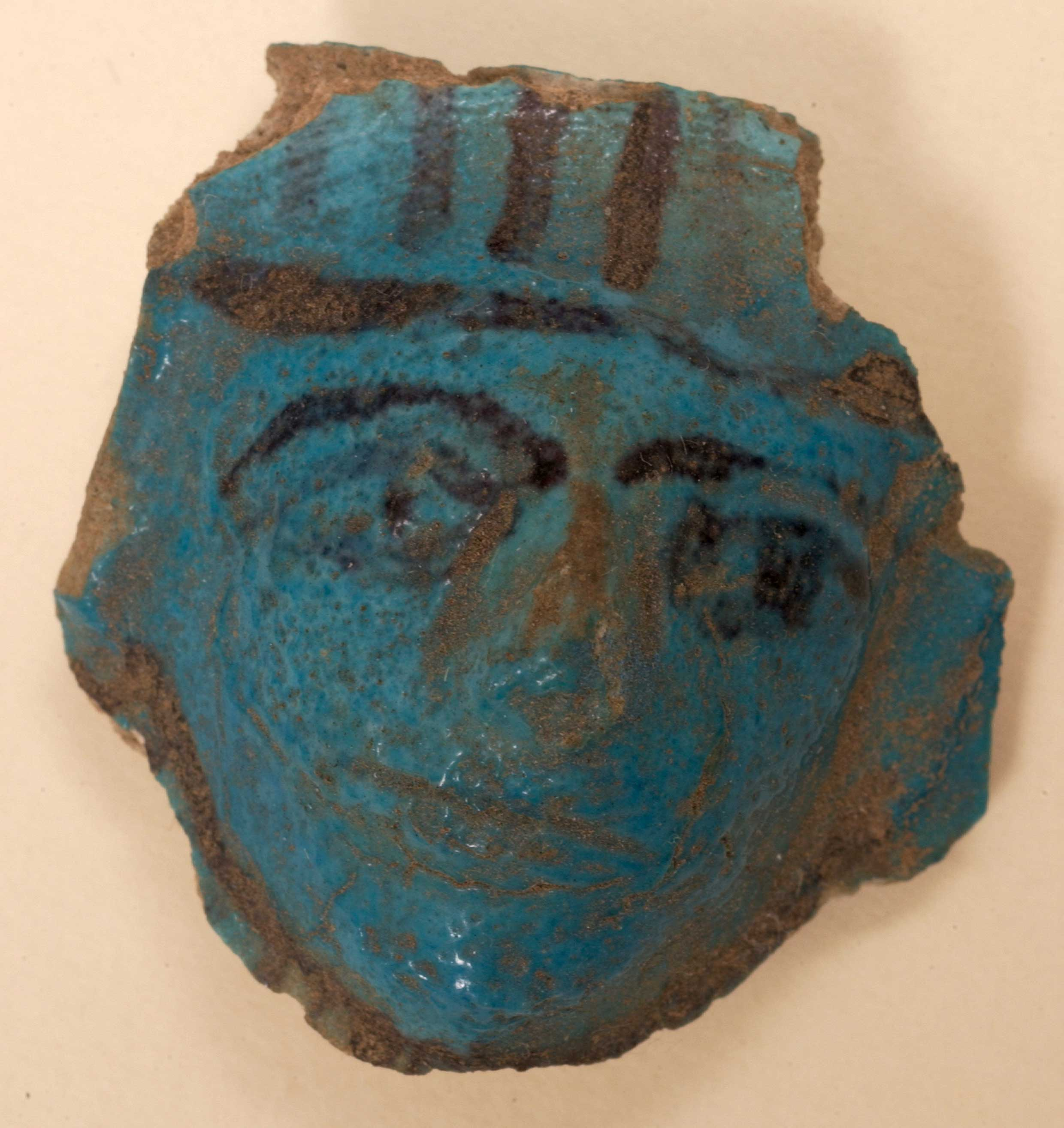 Hathor head