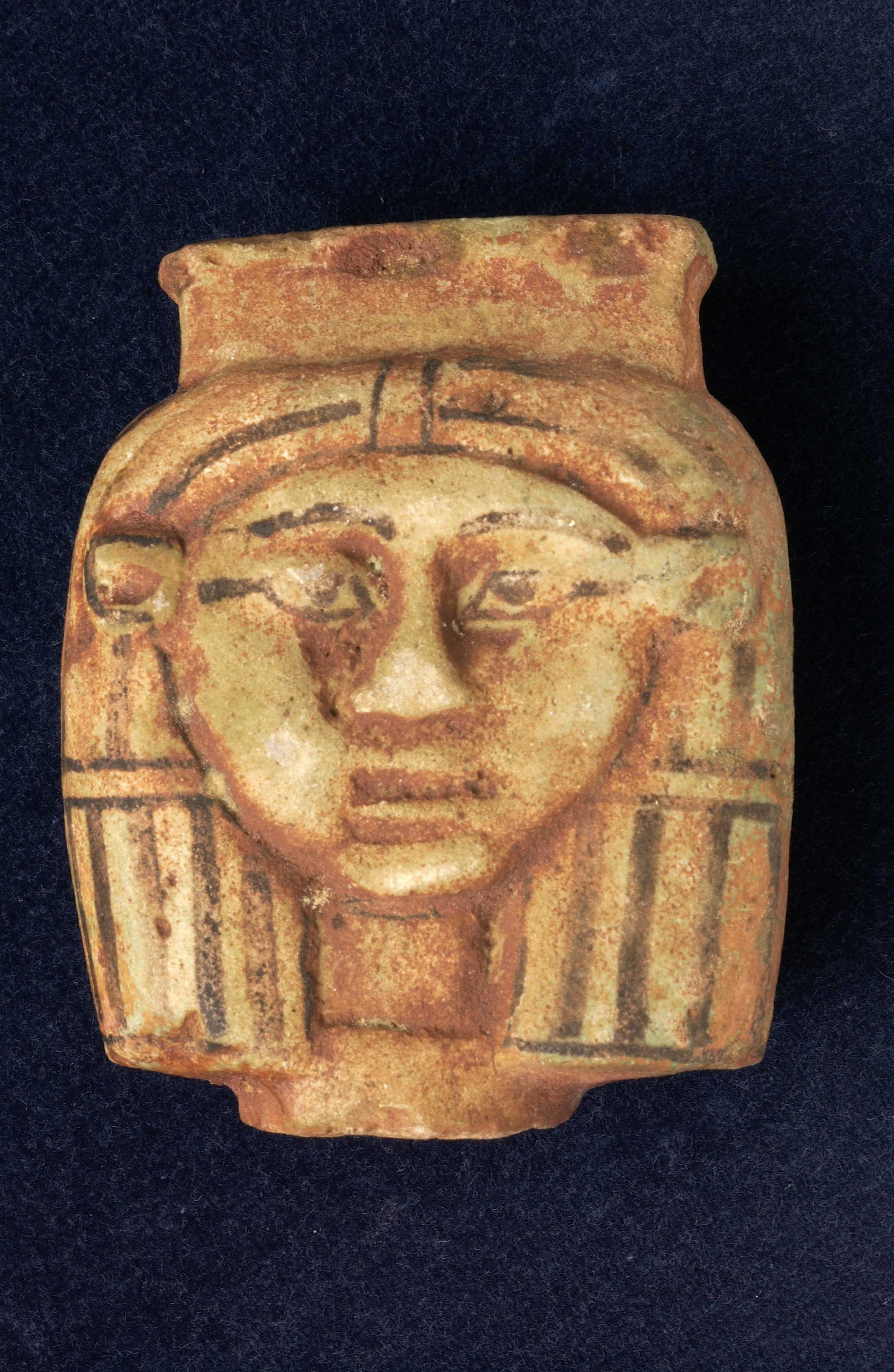 Hathor-head