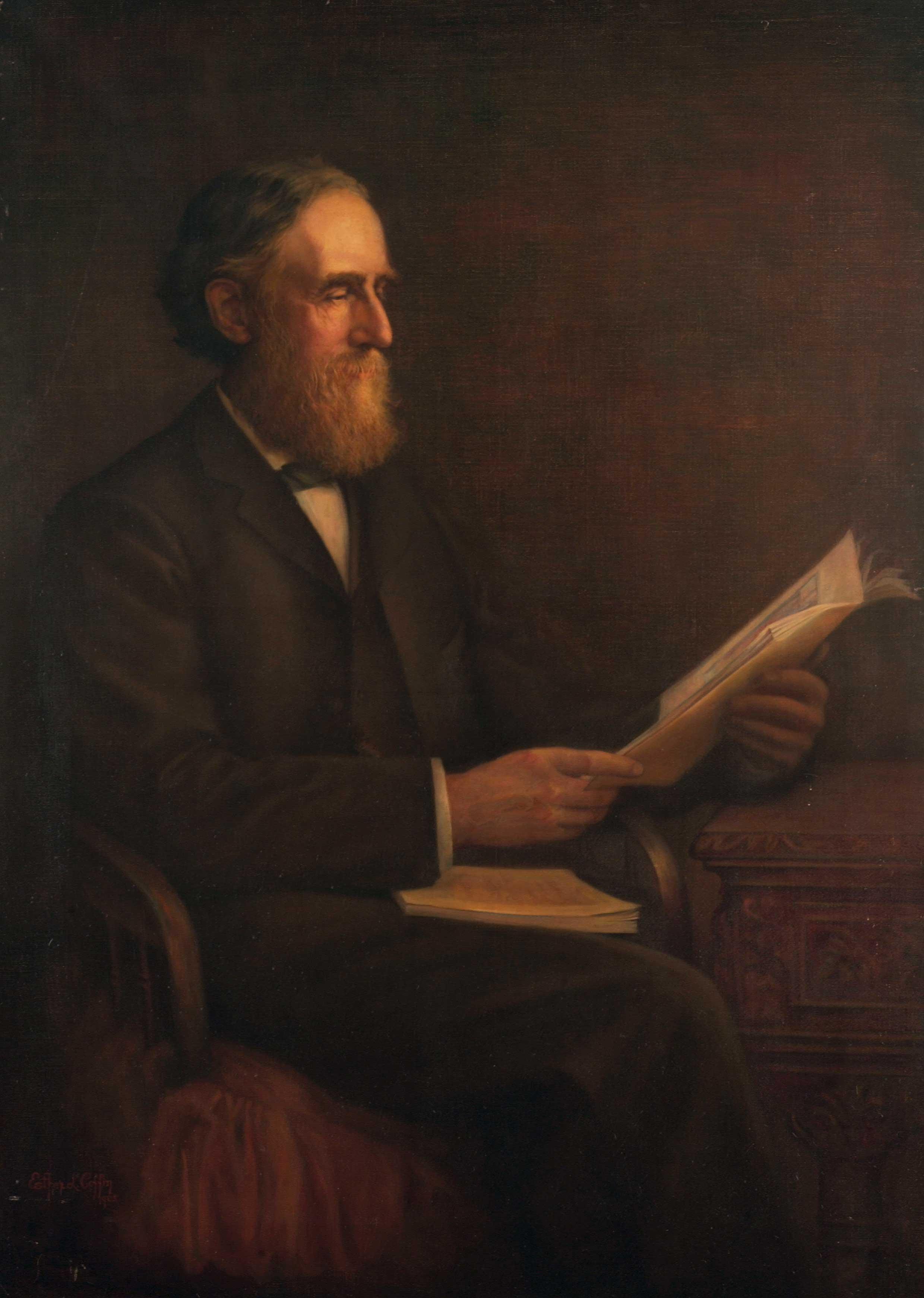 Memorial Portrait of John Thomasson