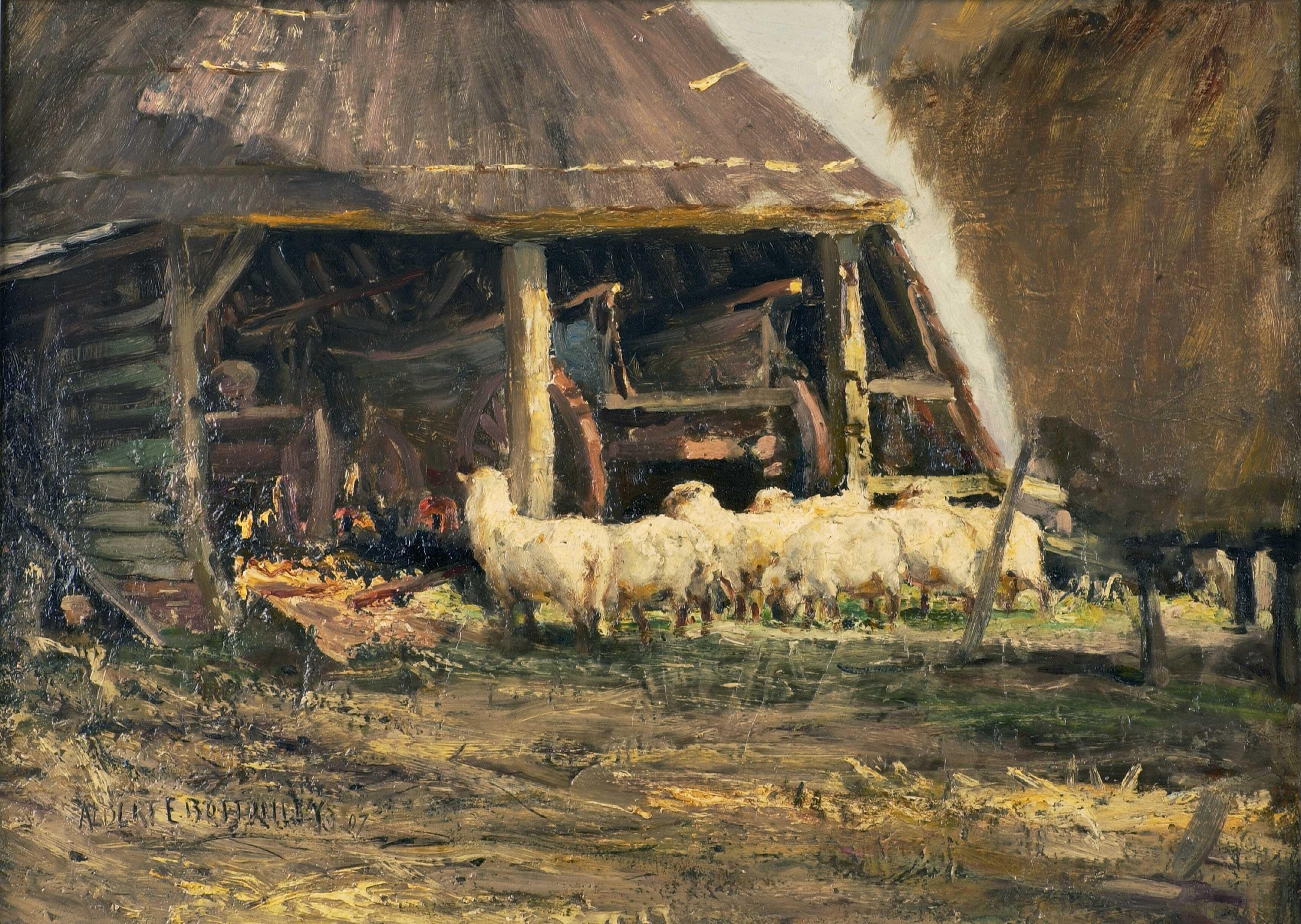 On a Surrey Farm