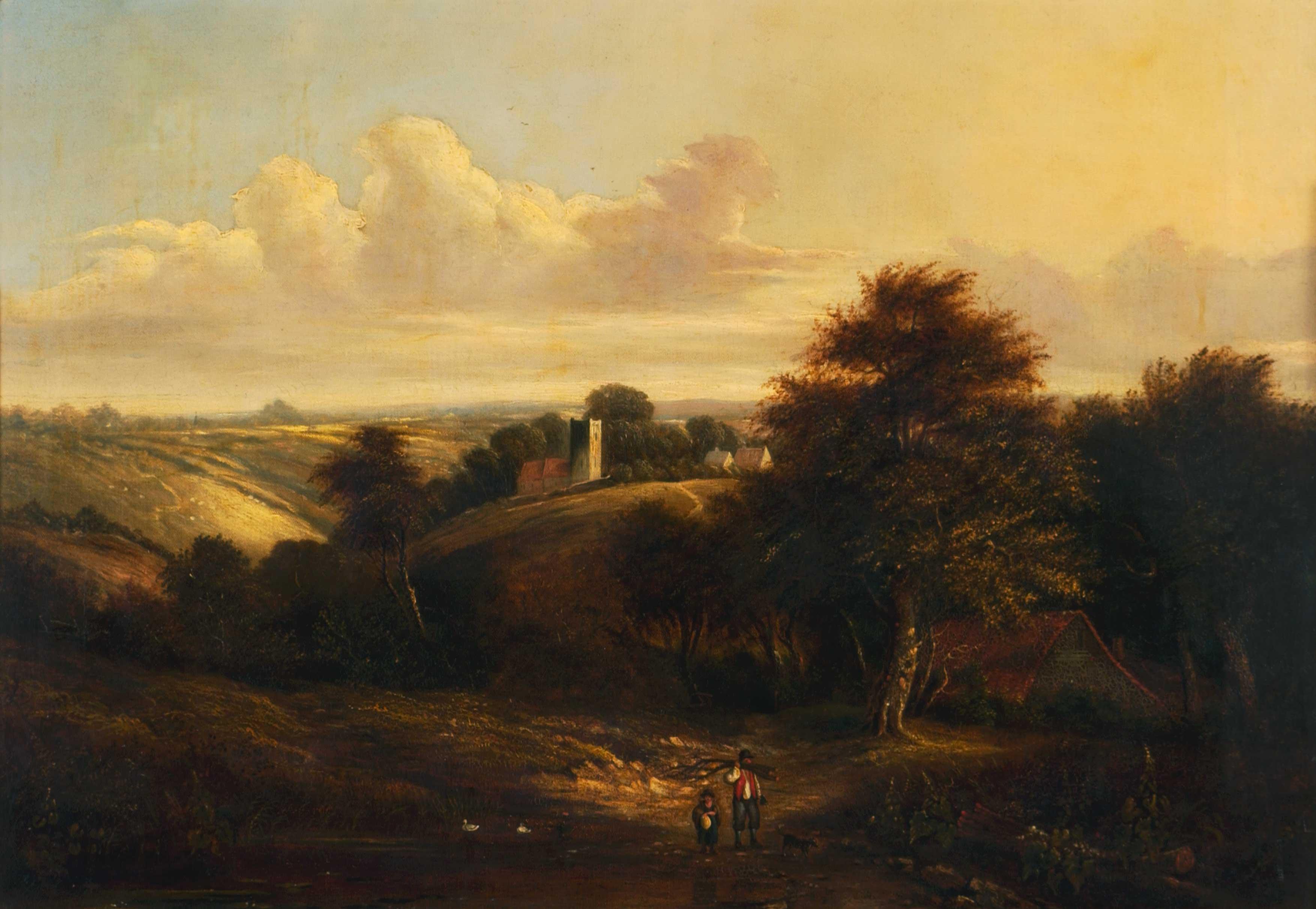 View of Freshfield near Bath