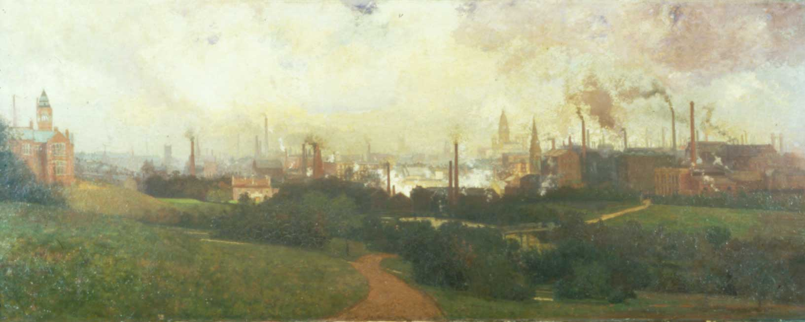 Bolton from Queen's Park