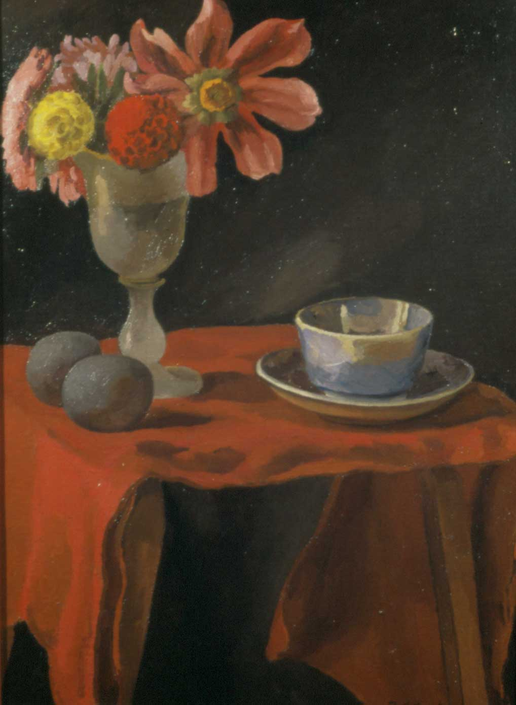Still Life with Table