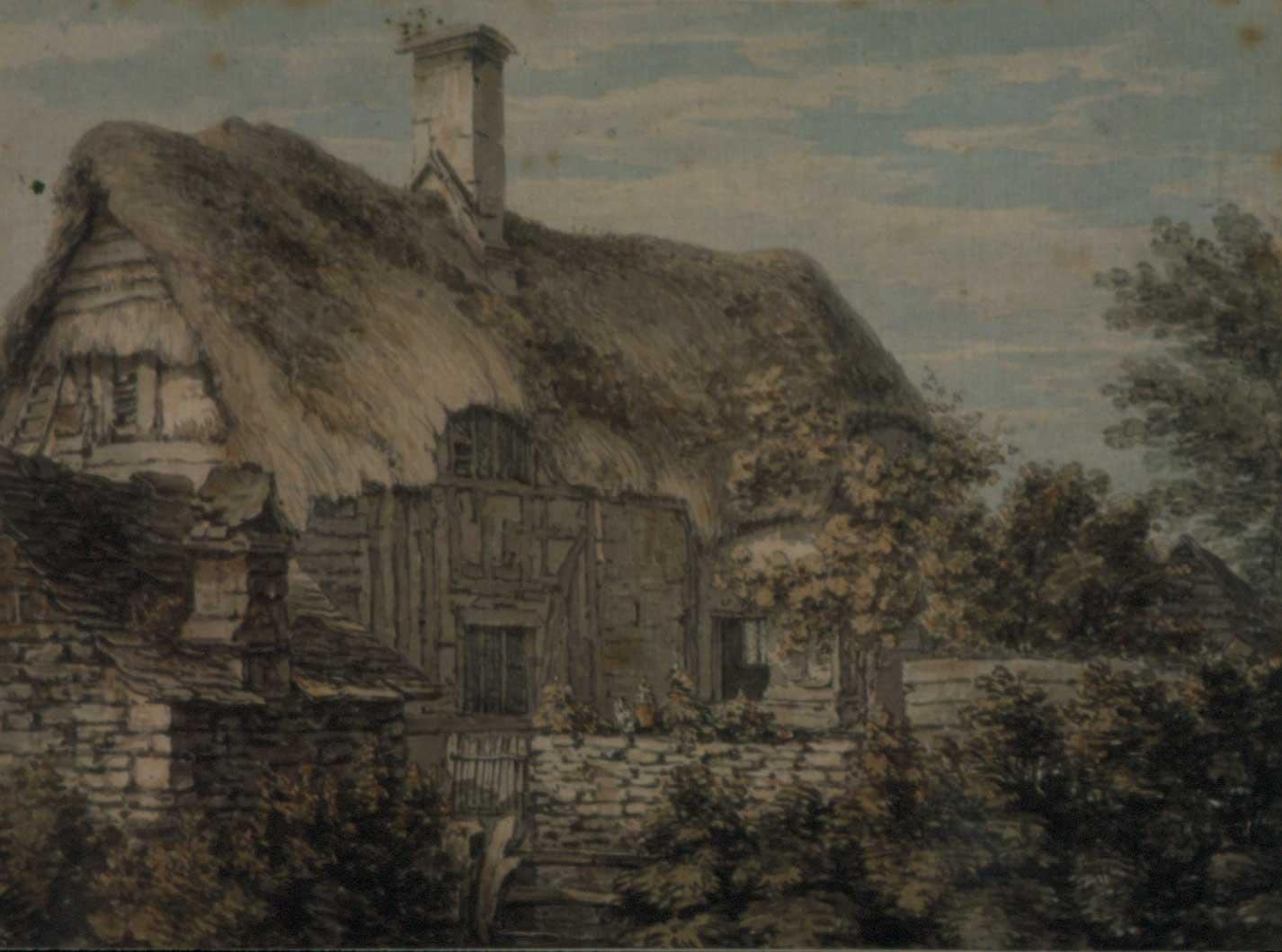 Cottage at Ashtead, Surrey