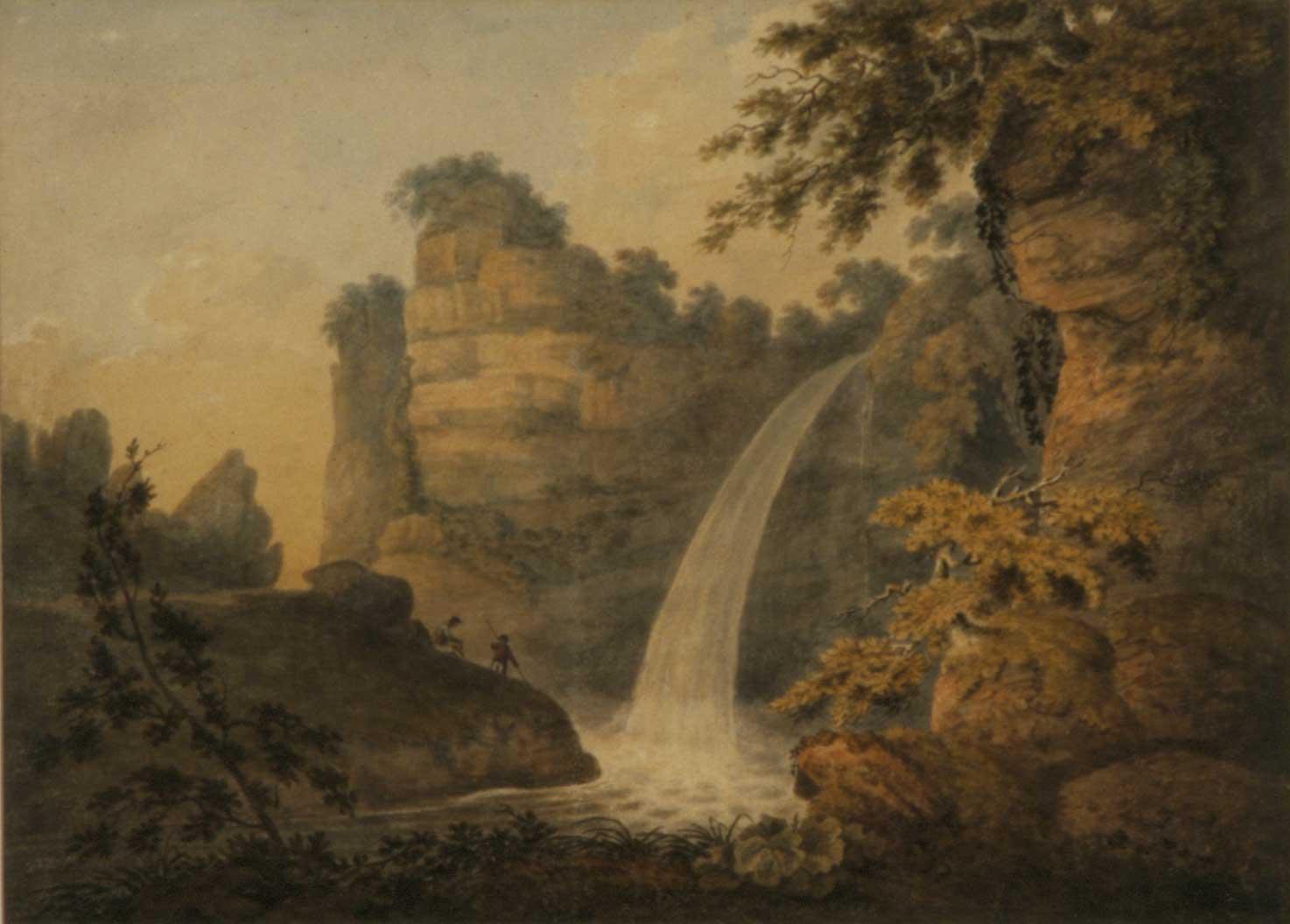 Cascade at Hardrow