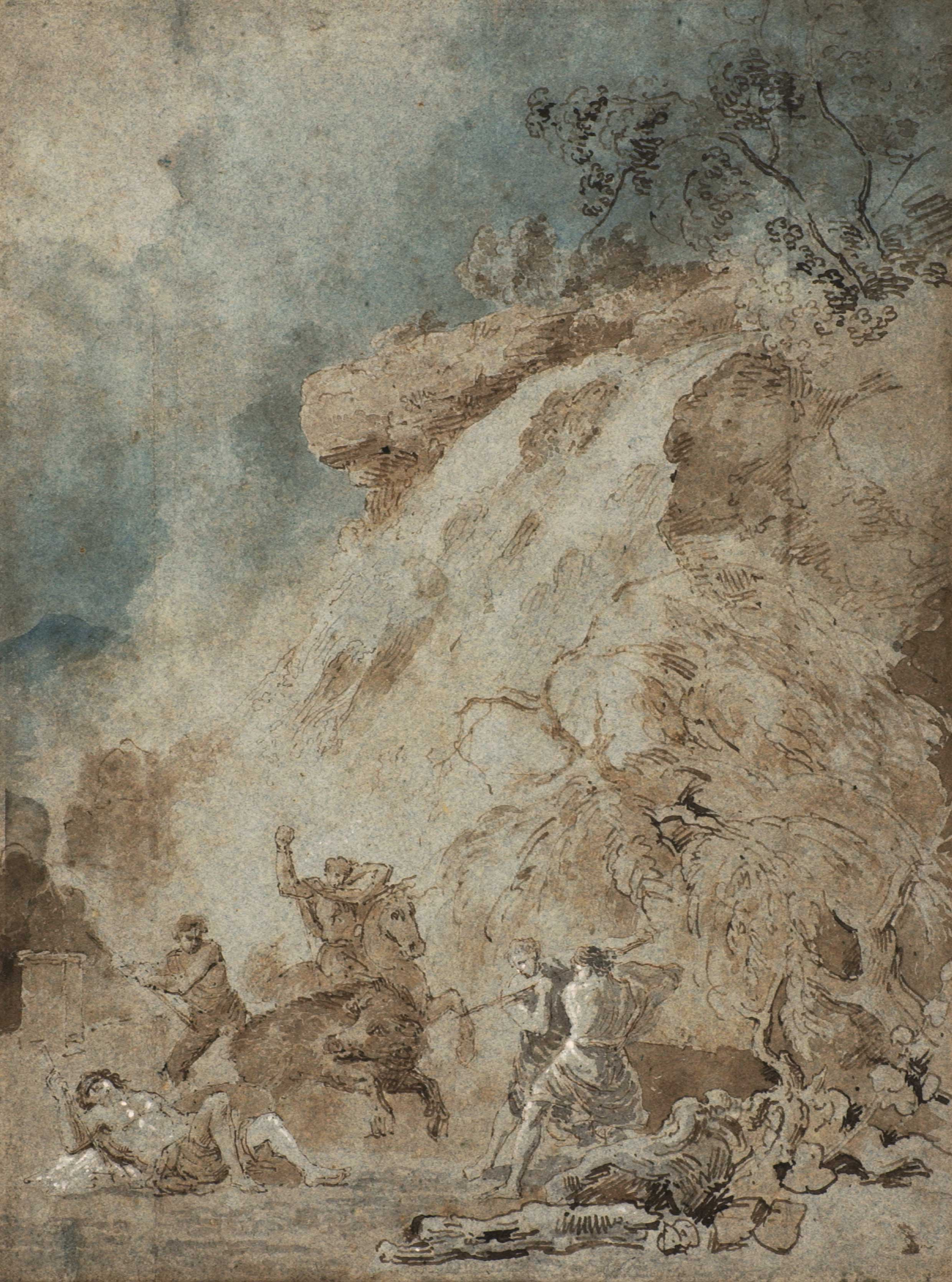 Meleager and Atalanta