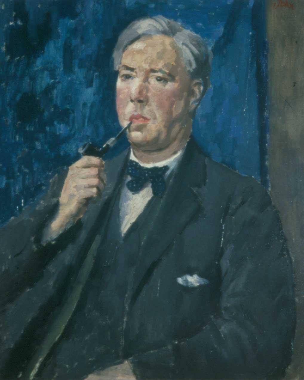 Portrait of William McElroy, Esq
