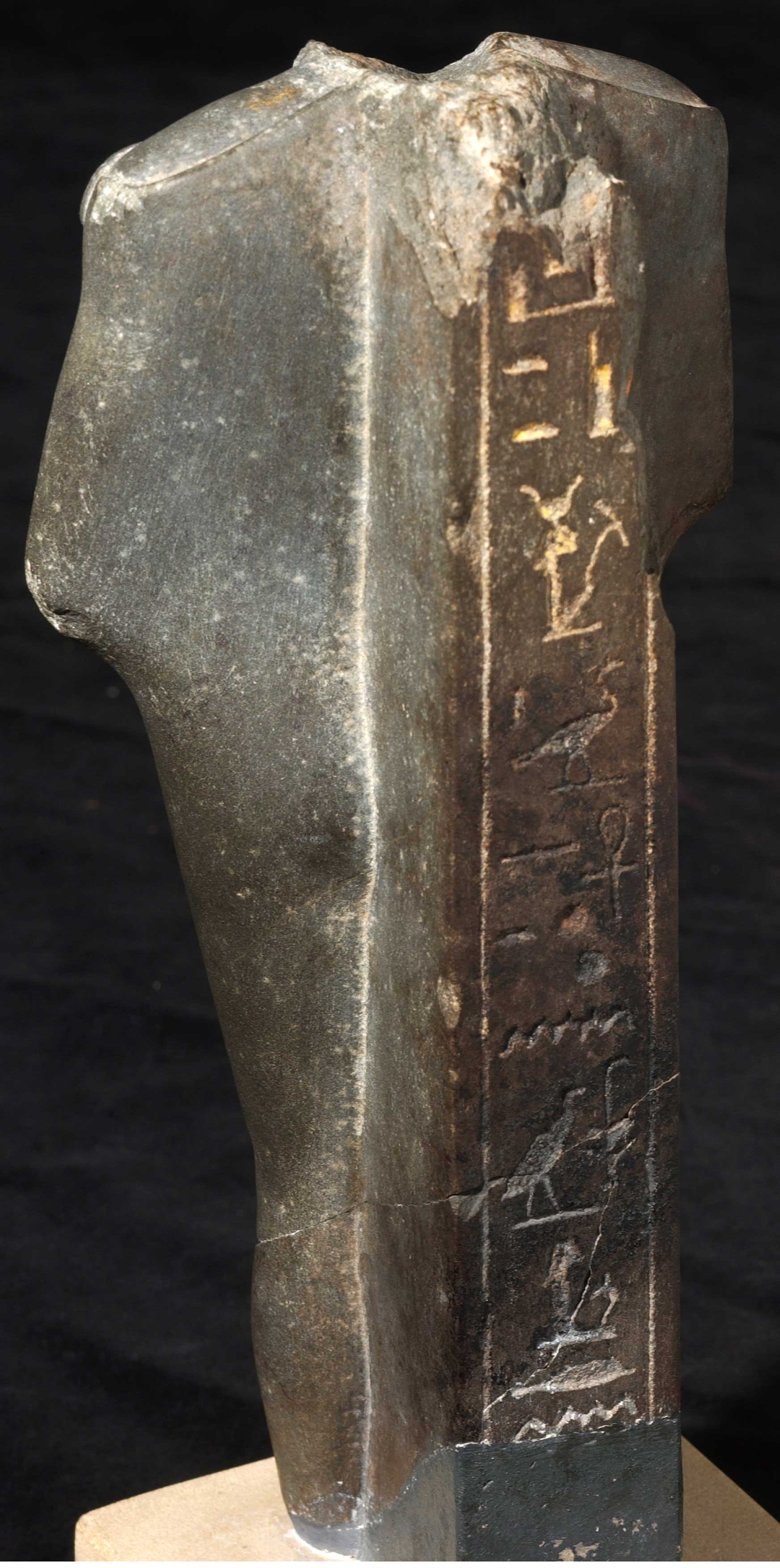 Osiris statue fragment of Padiast
