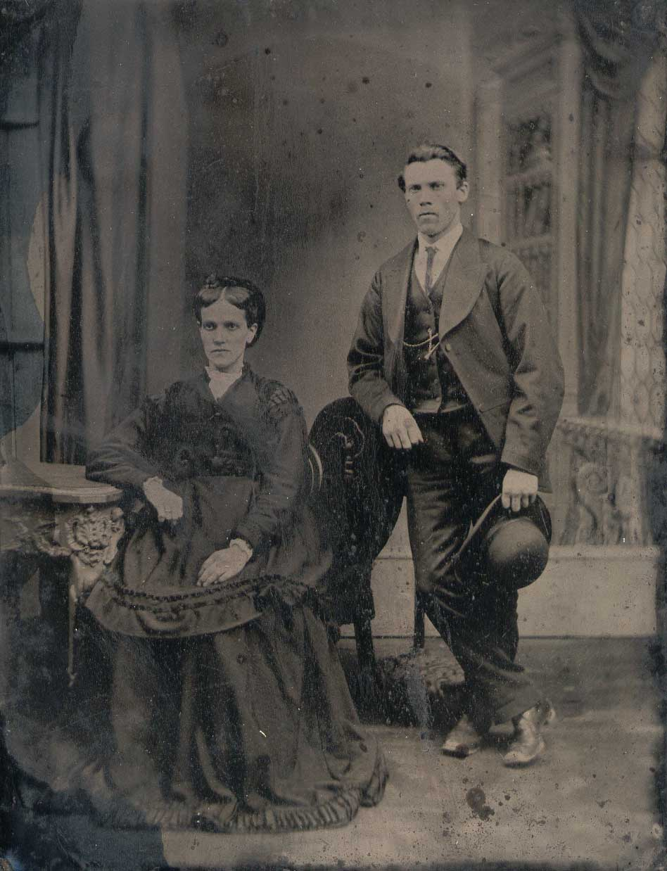 Edward and Alice Griffiths