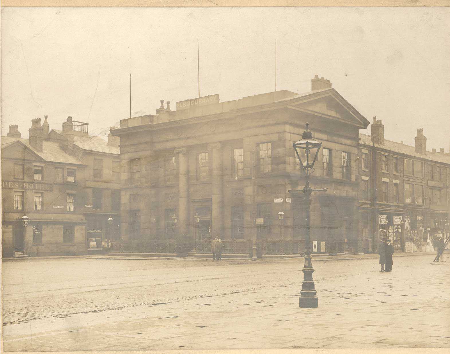 Bolton Central Library 1