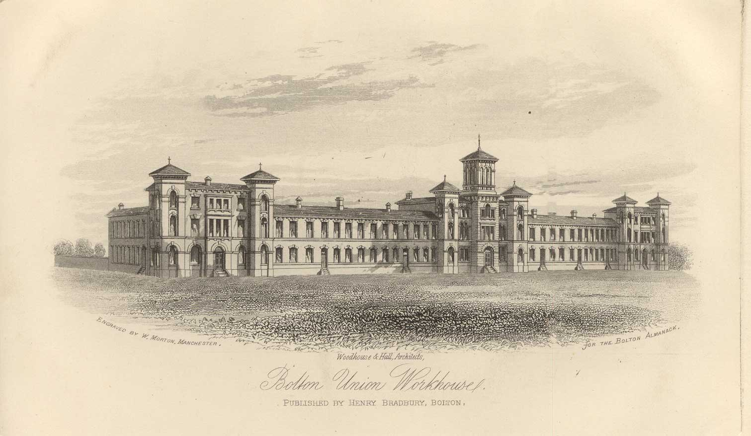 Bolton Union Workhouse