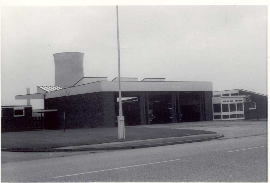 Fire Station, Crompton Way 2