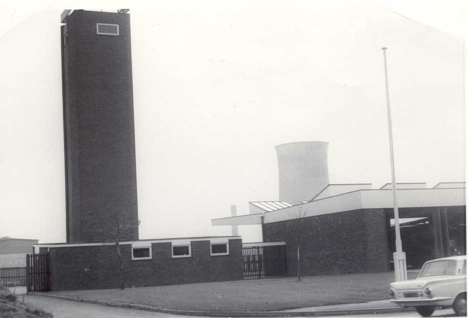 Fire Station, Crompton Way 3