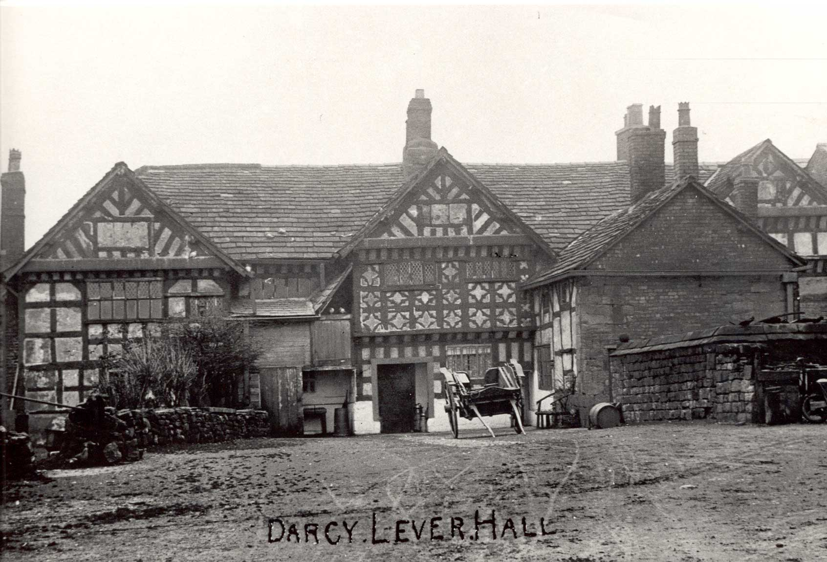 Darcy Lever Old Hall