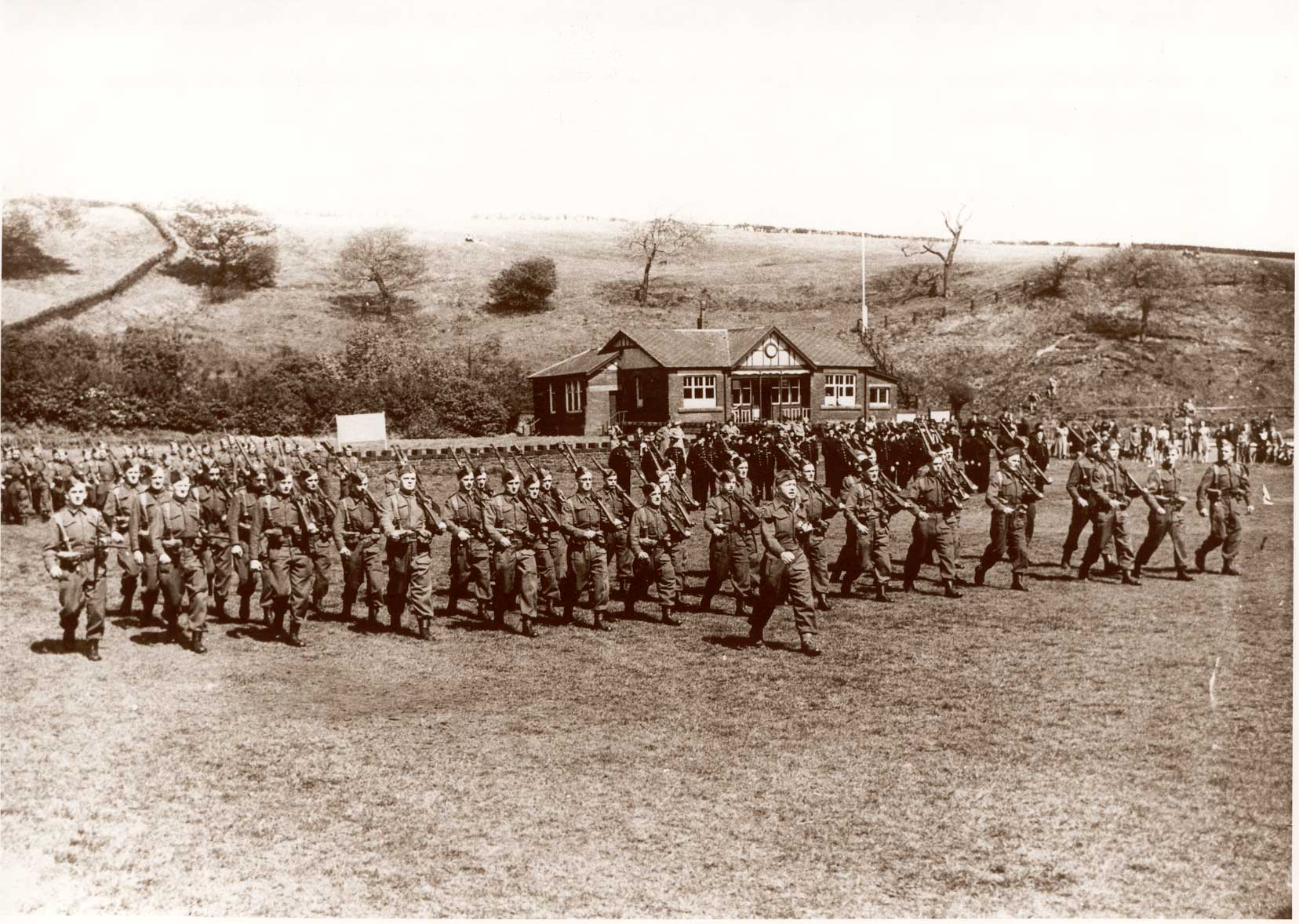 Eagley Home Guard 1