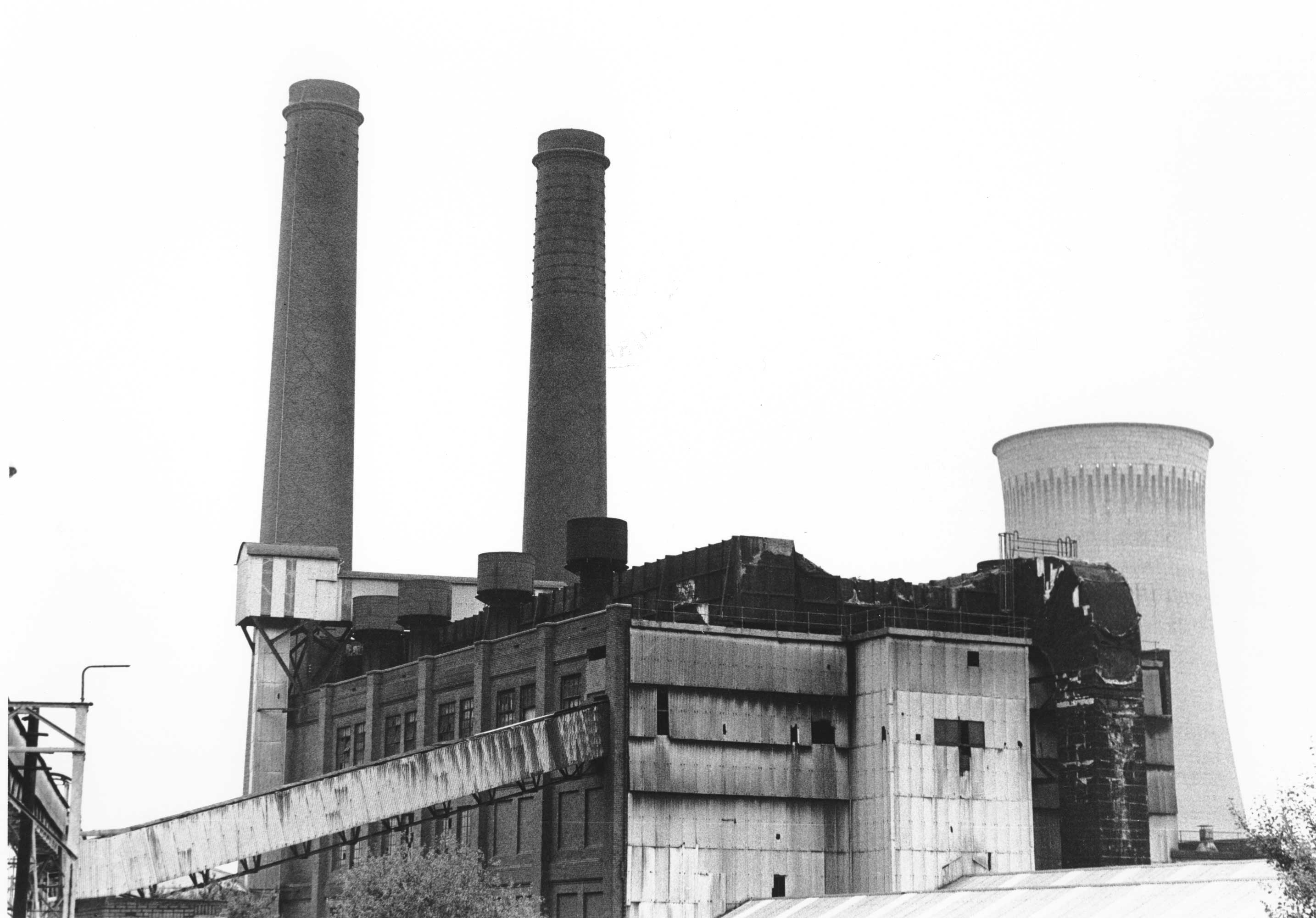 Back o th Bank Power Station 12