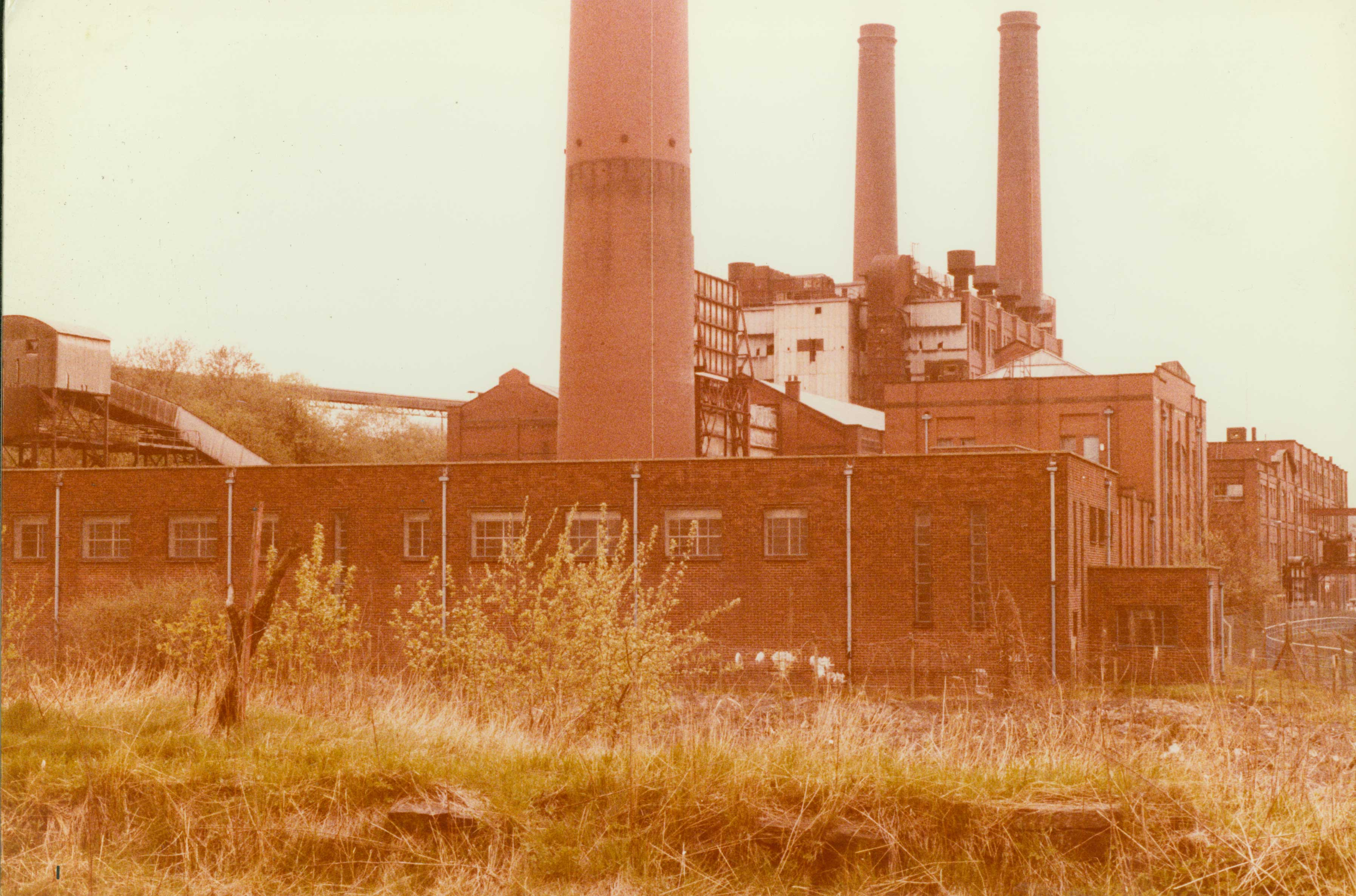 Back o th Bank Power Station 23