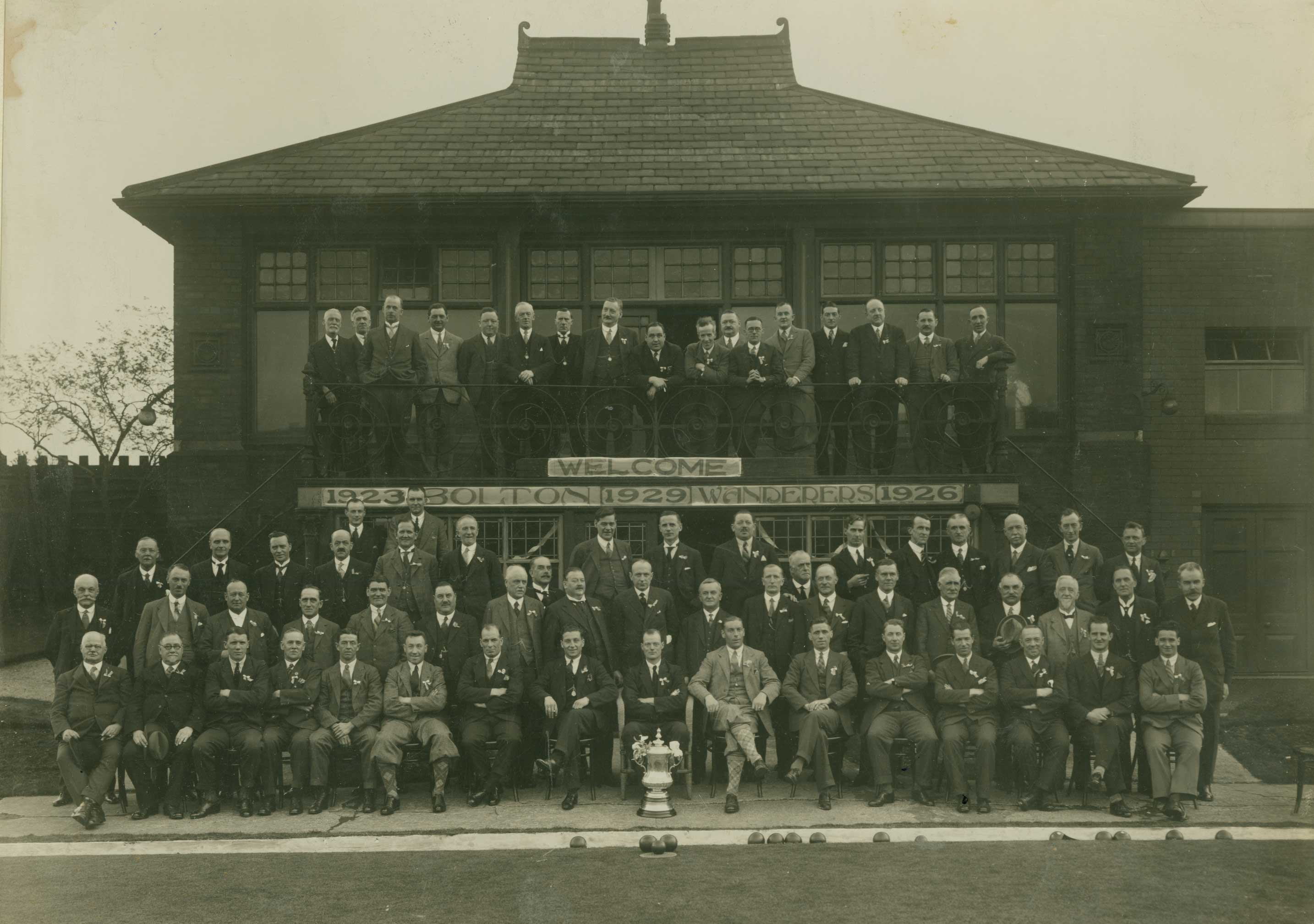 Bolton Wanderers 1929