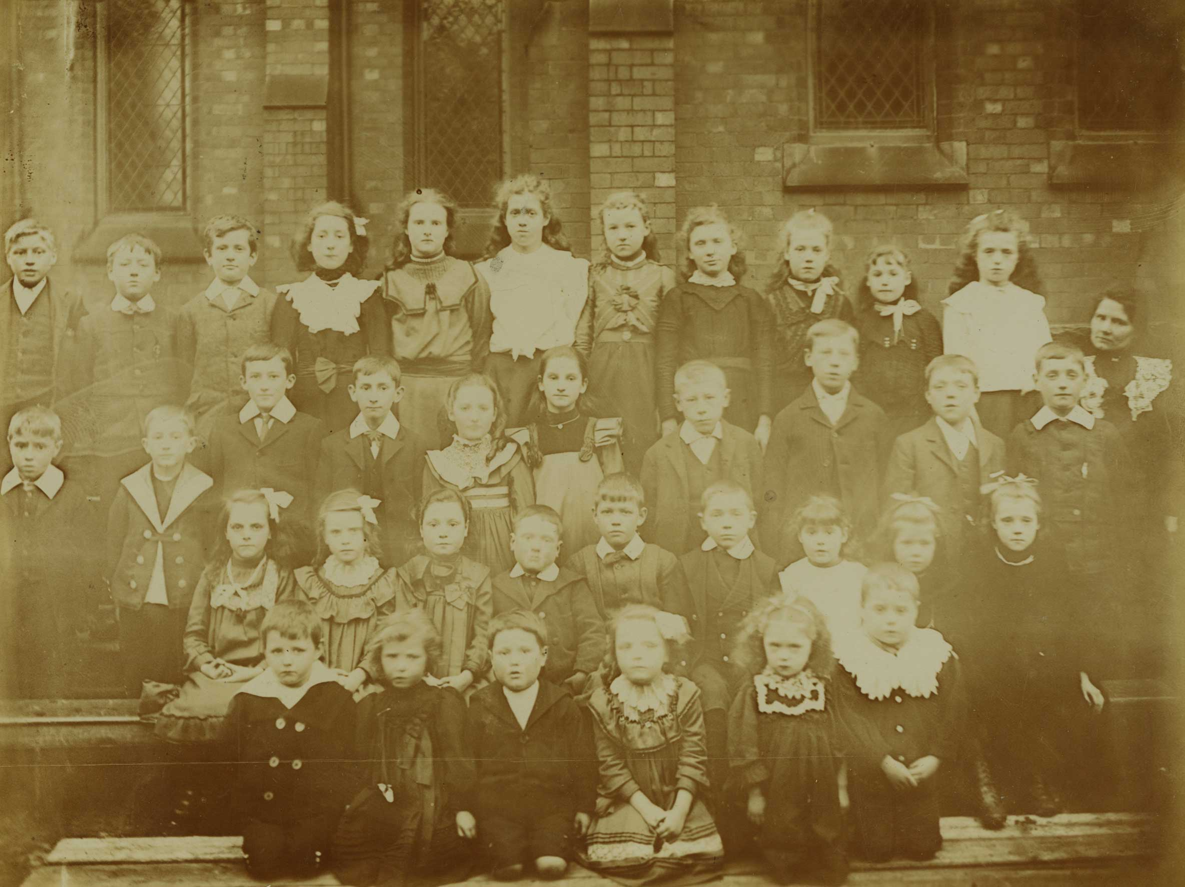 Francis Street Congregational Day School 1