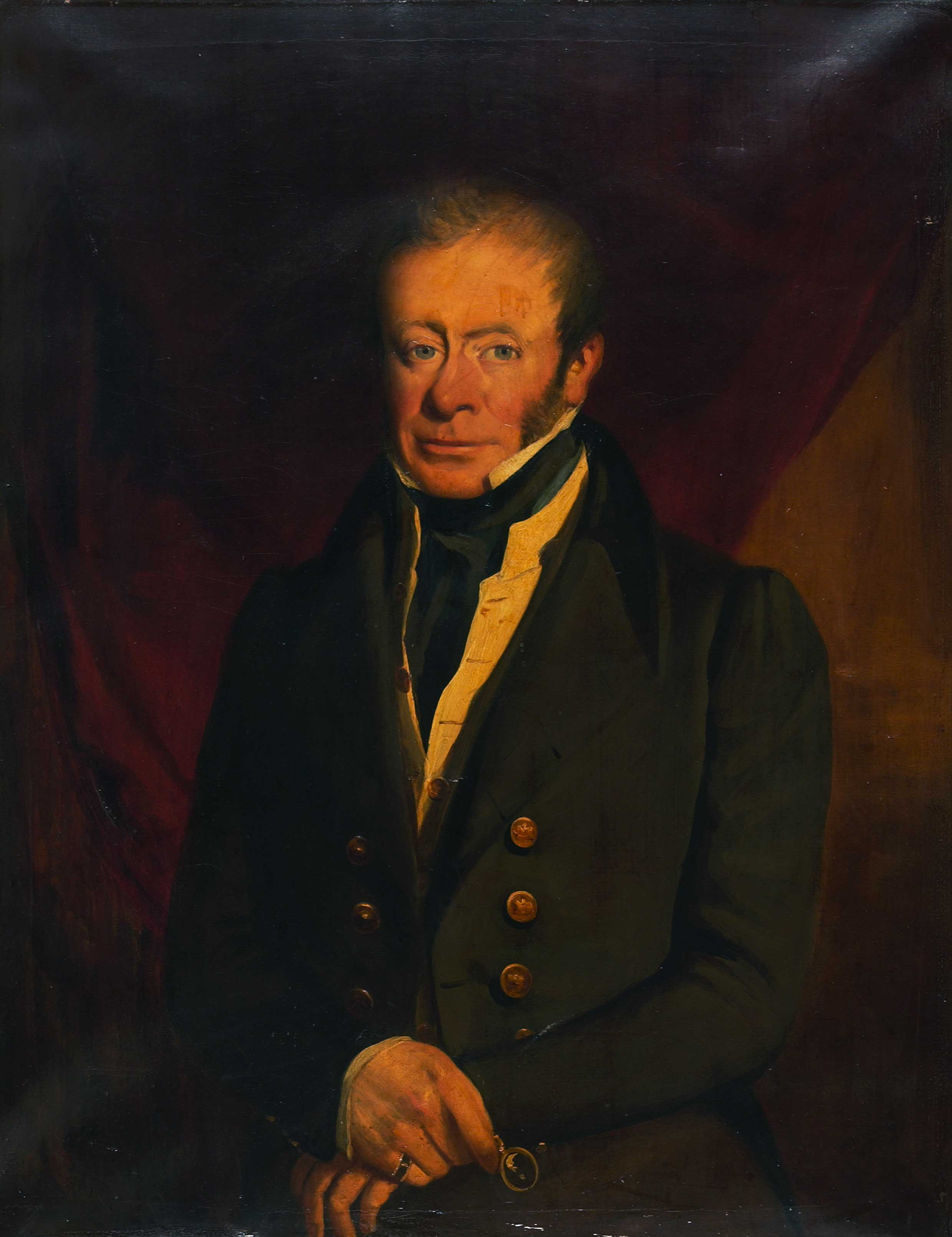 Dr. W Bolling MP for Bolton