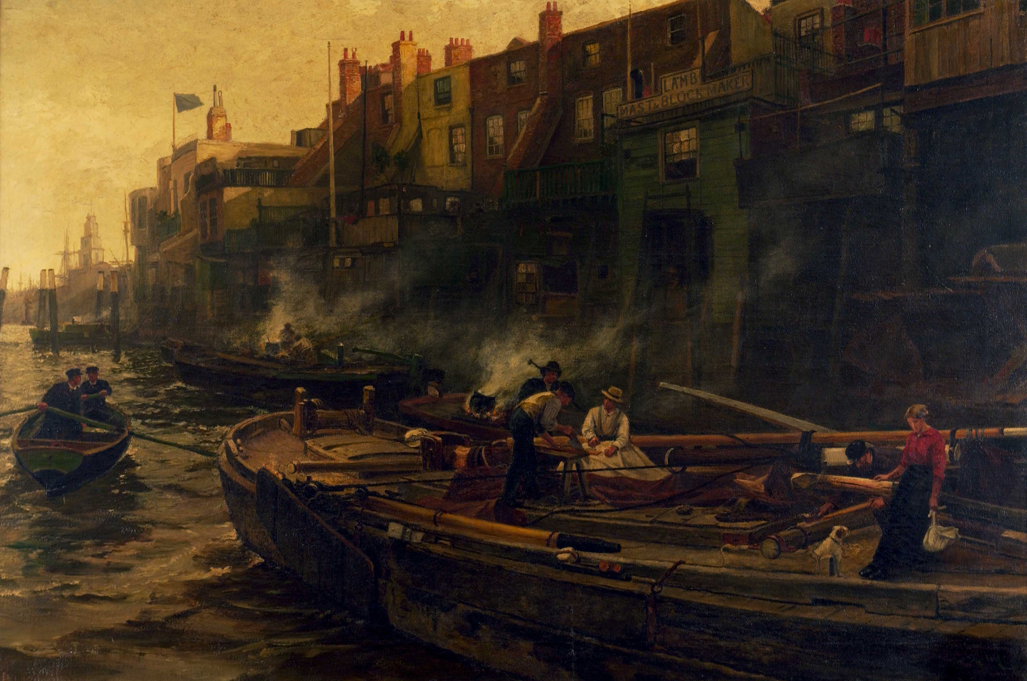 The Old Barge, Limehouse