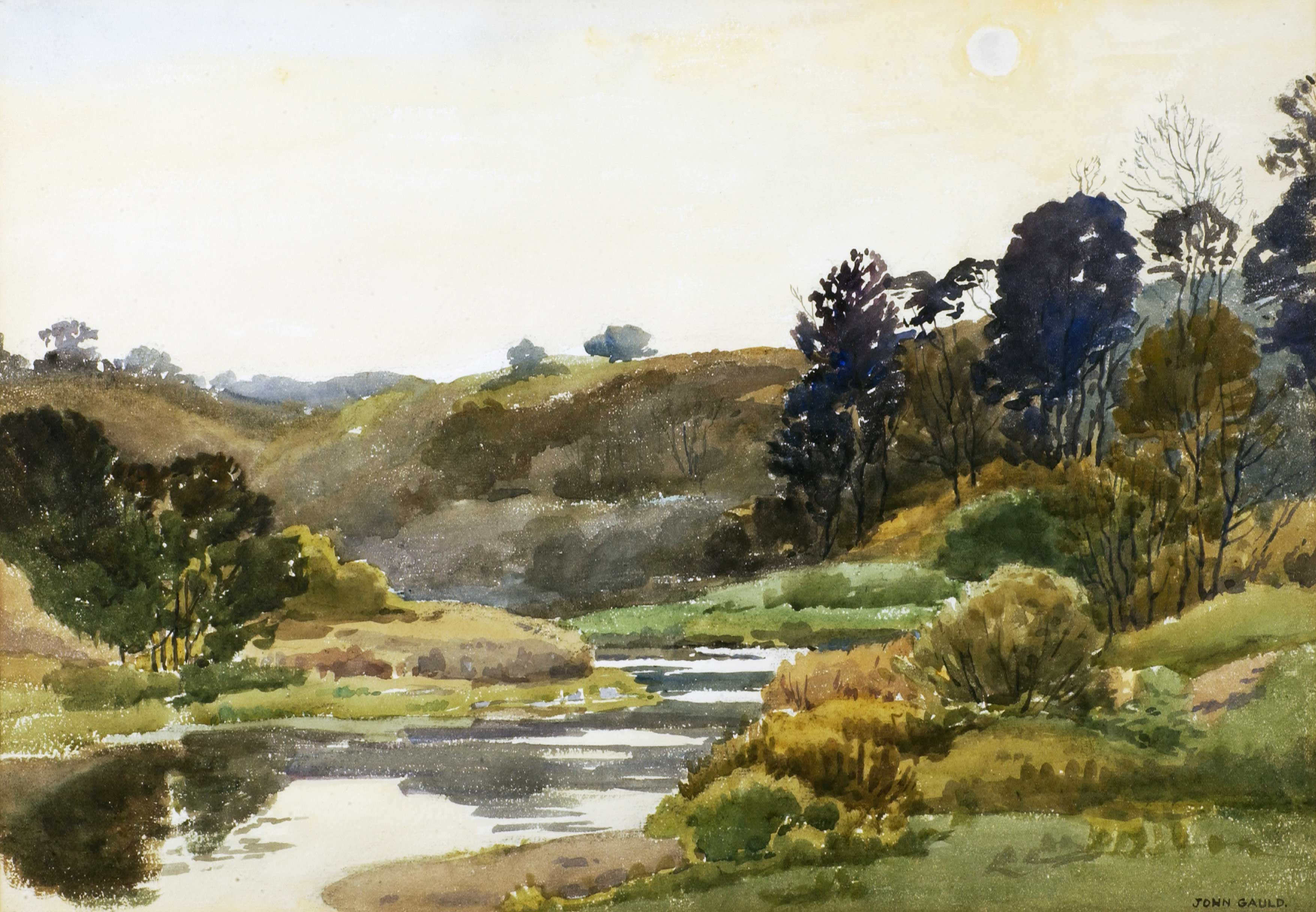 The River Croal at Darcy Lever