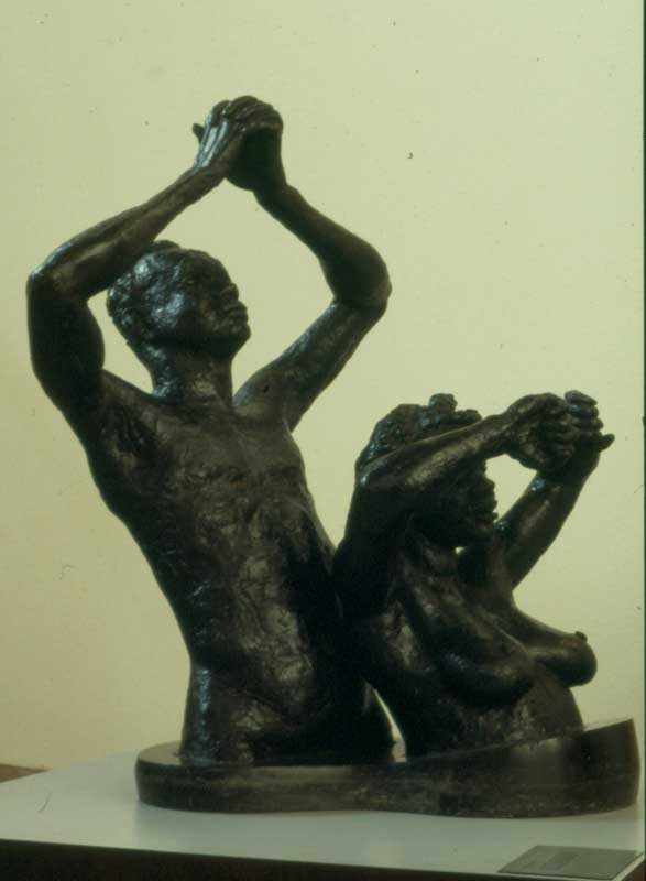 Study for Slave Hold